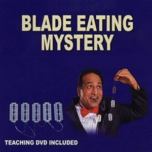 [블레이드이팅] Blade Eating Mystery Deluxe (DVD + Gimmicks)