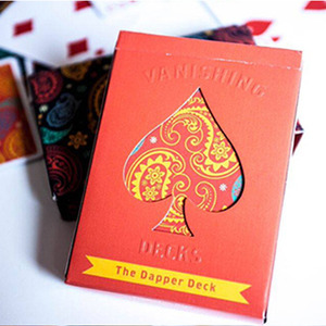 [대퍼덱 / 오렌지] The Dapper Deck (Orange) by Vanishing Inc.