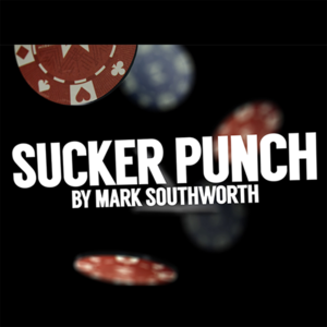 [써커펀치]Sucker Punch (Gimmicks and Online Instructions) by Mark Southworth - Trick