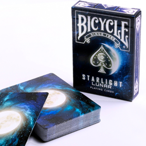 [ 단종 : 스타라이트 루나]Bicycle Starlight Lunar Playing Cards by Collectable Playing Cards