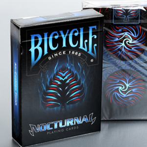 [녹터널덱] Bicycle Nocturnal Playing Cards by Collectable Playing Cards