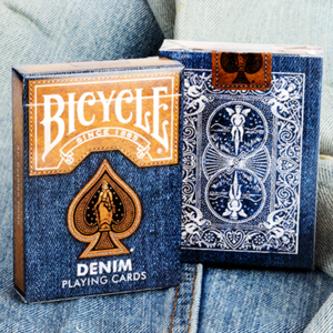 [데님덱]Bicycle Denim Playing Card by Collectable Playing Cards
