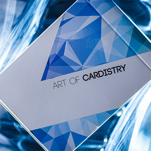 [프로즌아트]Frozen Art of Cardistry Playing Cards by Bocopo