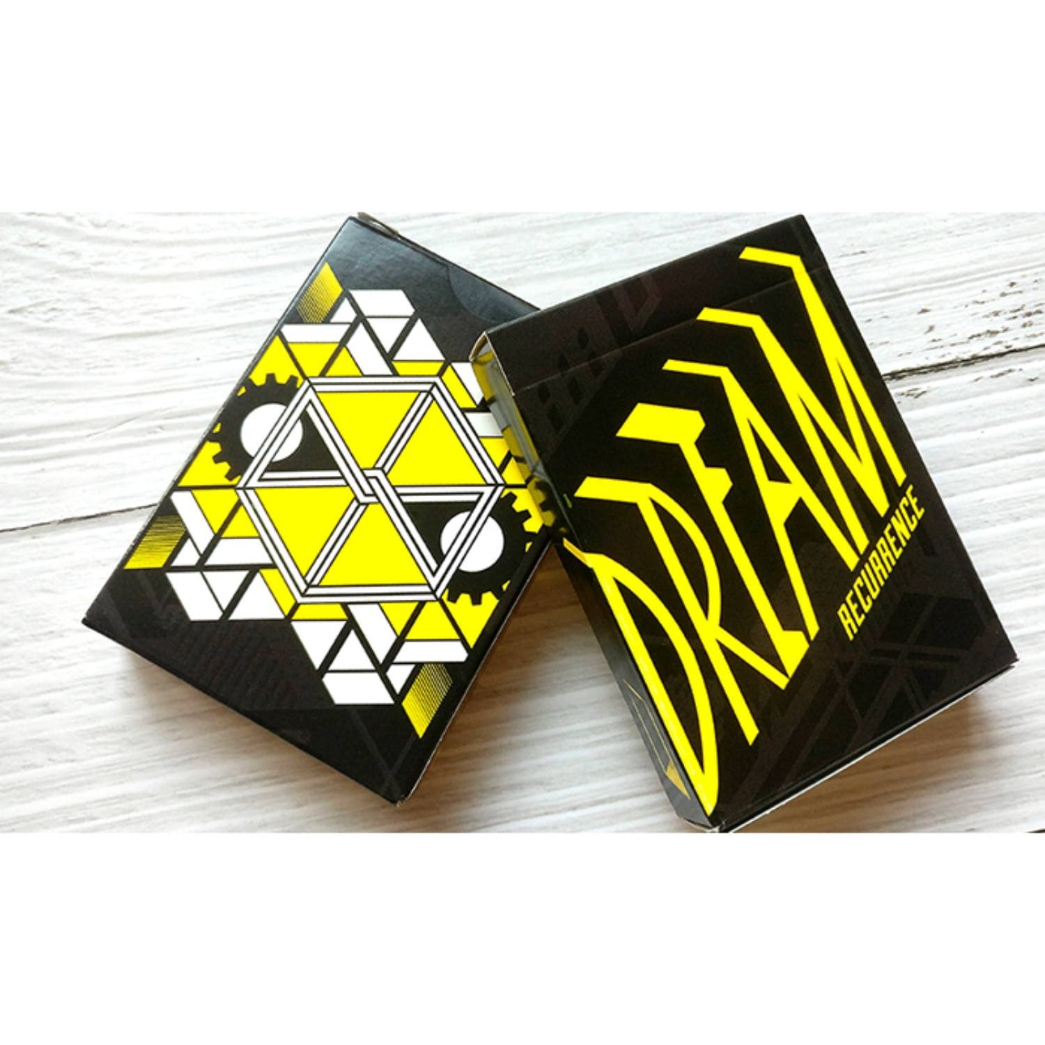 [드림리큐어런스 이그쥬버런스]Dream Recurrence Exuberance Playing Cards (Standard)