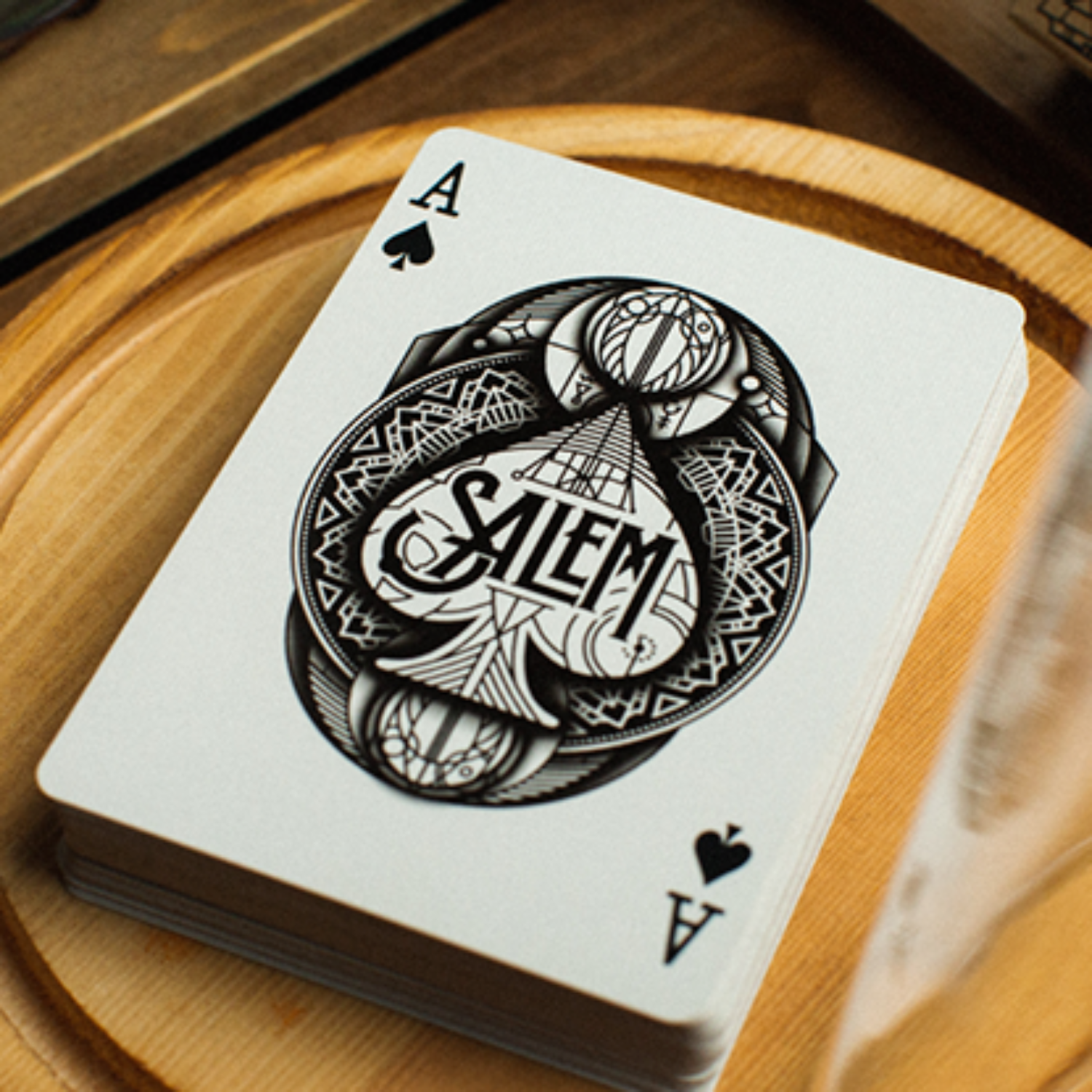 [셀렘덱]Salem Playing Cards