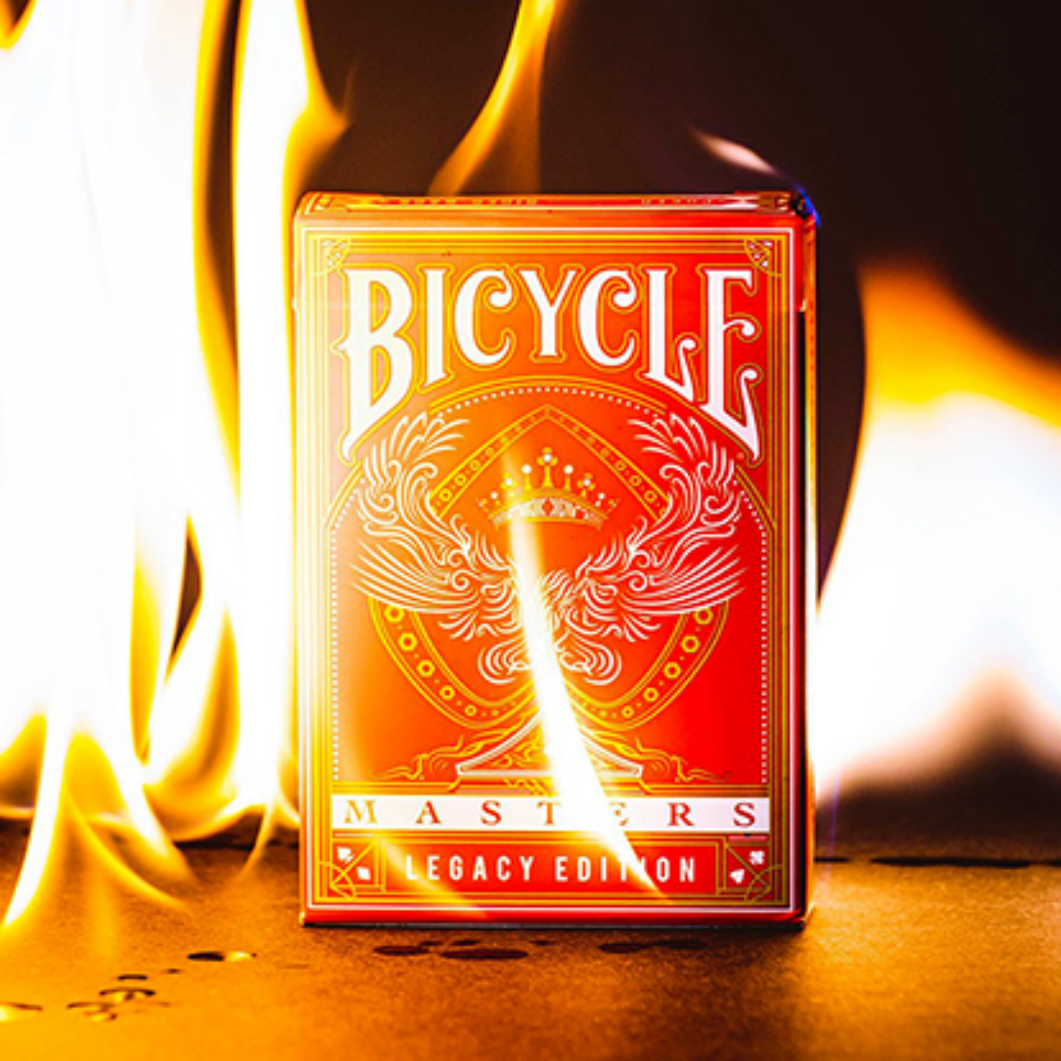 레거시 마스터덱(레드)Bicycle Red Legacy Masters Playing Cards