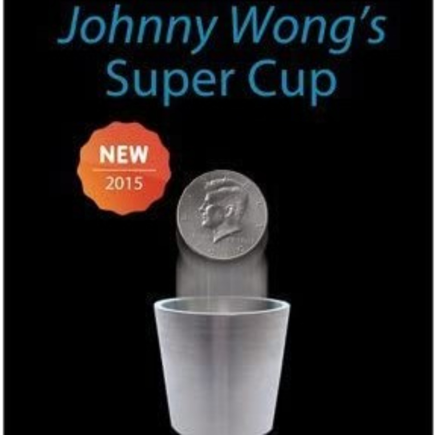 [수퍼컵]Super Cup (Half Dollar) by Johnny Wong