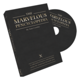 더 마벌러스 펜사이클로피디아(The Marvelous Pencyclopedia) by Tom Crosbie