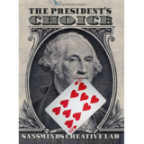 더 프레지던츠 초이스(The President's Choice (DVD and Gimmicks)) by SansMinds - DVD