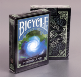 "[허리케인덱] Bicycle Natural Disasters ""Hurricane"" Playing Cards by Collectable Playing Cards"