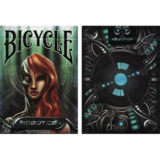 [로보틱스덱] Bicycle Robotics Playing Cards by Collectable Playing Cards