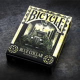 [블루컬러덱]Bicycle Blue Collar Playing Cards by Collectable Playing Cards
