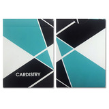 카디스트리 터키즈 - Cardistry Turquoise Playing Cards