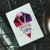 Crystal Cobra Playing Cards by TCC