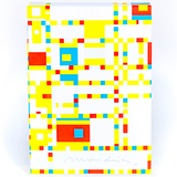 [몬드리안] Mondrian: Broadway Playing Cards