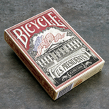 [프레지던트덱-레드/콜렉터 에디션] Bicycle U.S. Presidents Playing Cards (Red Collector Edition))