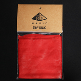 [36인치 실크/레드]Silk 36 inch (Bright Red) by Pyramid Gold Magic