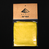 [36인치실크/옐로우] Silk 36 inch (Yellow) by Pyramid Gold Magic