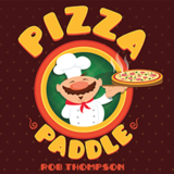 [피자패들]Pizza Paddle (Gimmicks and Online Instructions) by Rob Thompson - Trick