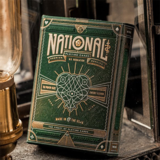 [내셔널덱/그린]Green National Playing Cards  by theory11