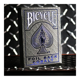 [Blue 코발트럭스 V2] Bicycle Rider Back Cobalt Luxe (Blue) Version 2 by US Playing Card Co