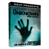 [DV238]언노운(The Unknown by Mark Bendell-DVD)