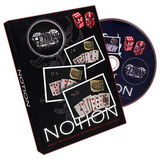 [DV204]Notion (DVD and Gimmick) by Harry Monk and Titanas