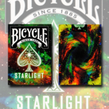 Bicycle Starlight Playing Cards by Collectable Playing Cards - Trick