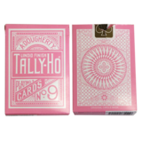 탈리호리버스 써클백(핑크)Tally Ho Reverse Circle back (Pink) Limited Ed. by Aloy Studios / USPCC