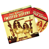 [트위스티드 시스터스]Twisted Sisters 2.0 (DVD and Gimmick) Bicycle Back by John Bannon - Trick