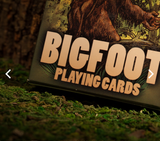[ 빅풋덱 ] Bicycle® Bigfoot Playing Cards