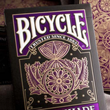 나이트쉐이드덱/MGM [Bicycle Nightshade Playing Cards]