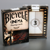 [유매직 마술카드] 시네마덱Bicycle Cinema Playing Cards by Collectable Playing Cards