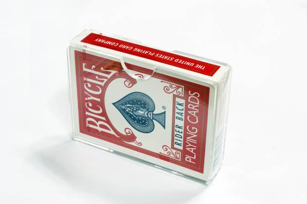 (클리어 카드가드) 튼튼하고 예쁜 카드가드를 사용하십시오. - 유매직, 2,800원, 스테이지, 스테이지 마술