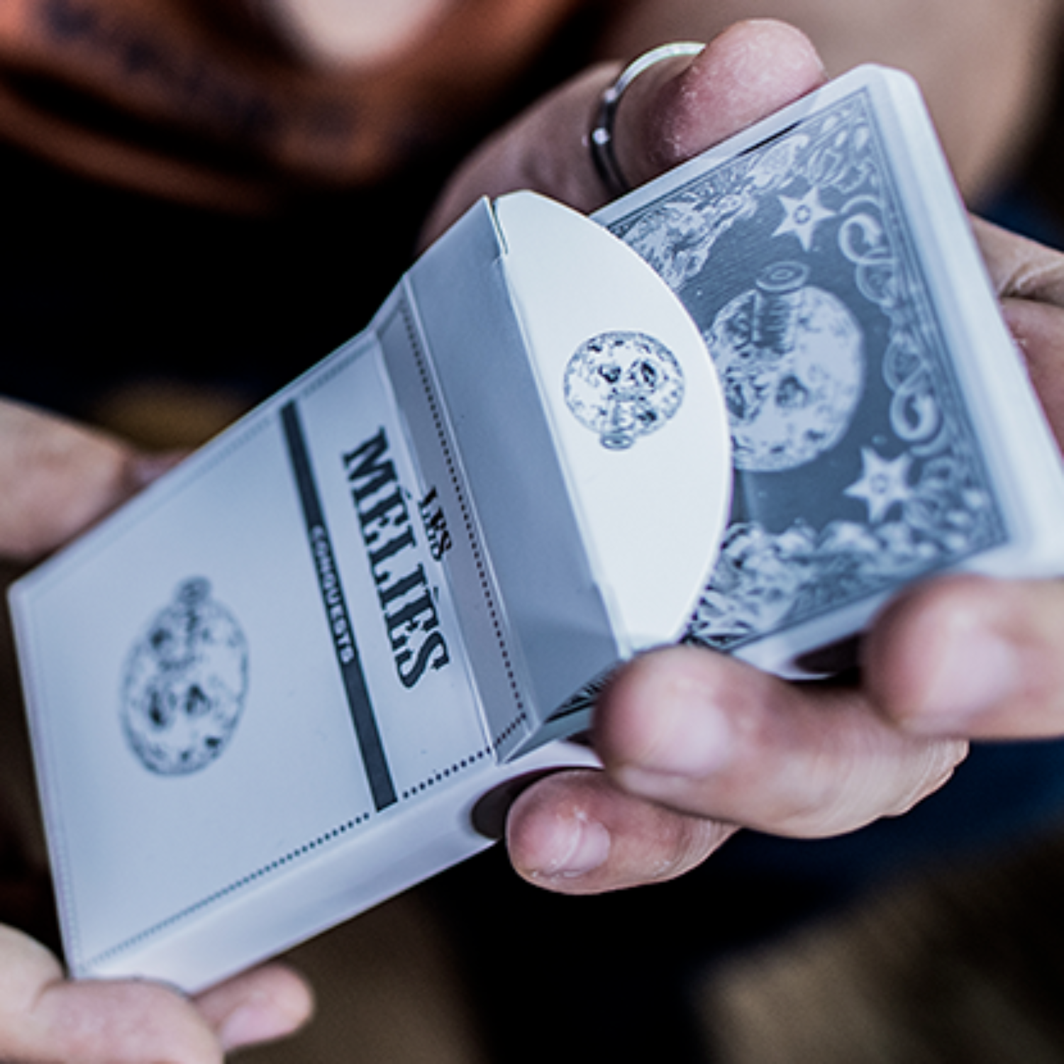 [르 멜리에스덱]Les Melies Conquests Playing Cards by Pure Imagination Projects